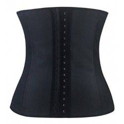 Latex Shaper - Waist Training - Black