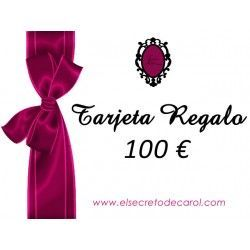 Gift Cards 100 €